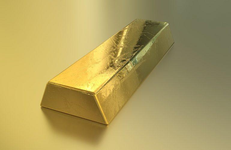 Cena złota za gram